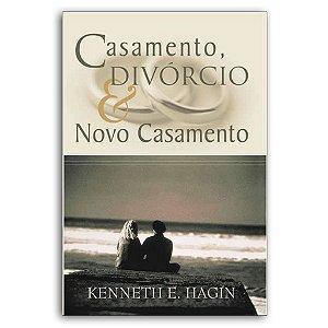 Livro Casamento Divorcio e novo casamento - Kenneth e. Hagin