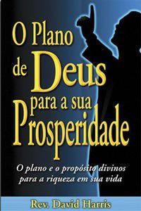 Livro O Plano de Deus para a sua Prosperidade-Rev. David harris