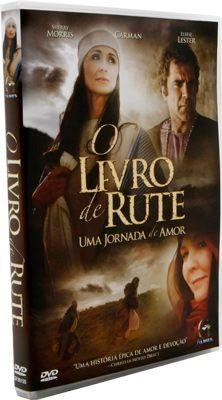 DVD O Livro De Rute, Uma Jornada De Amor