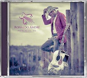 CD Instrumento teu-Ronaldo André