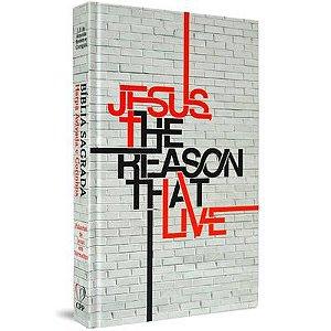 Bíblia com Harpa capa dura - Reason