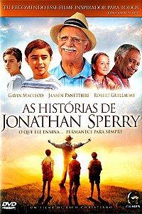 DVD AS HISTÓRIAS DE JONATHAN SPERRY