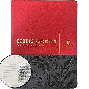 Bíblia Leitura Perfeita Com espaços para anotações - NVI