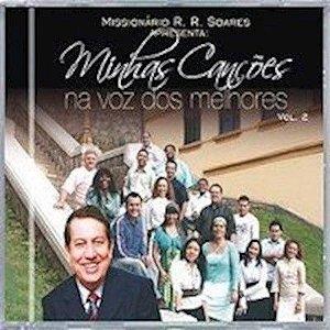 CD Minhas canções na voz dos melhores Vol.02-Missionário R.R.Soares