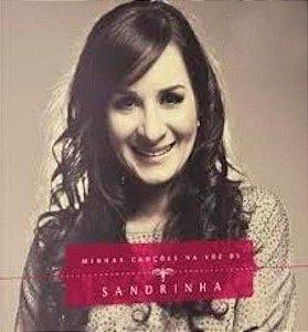 CD Minhas Canções na voz de Sandrinha