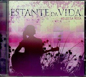 CD Estante da vida-Heloisa Rosa
