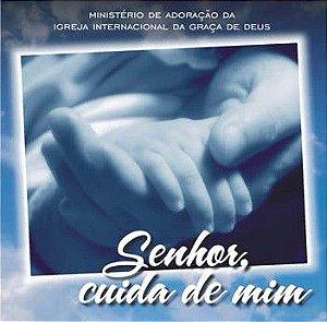 CD Senhor cuida de mim-Ministério de Adoração da Igreja da Graça