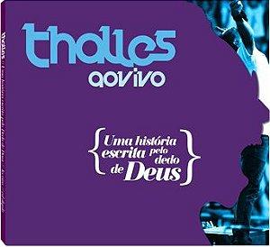 CD Uma história escrita pelo dedo de Deus-Thalles