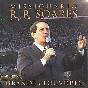 CD Grandes louvores Vol.04-Missionário R.R.Soares