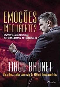 Livro emoções inteligentes-Tiago Brunet
