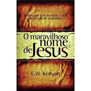 Livro O Maravilhoso Nome de Jesus - E.W.Kenyon