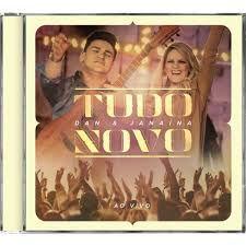CD Tudo novo-Dan e Janaina