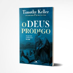 Livro O Deus Pródigo