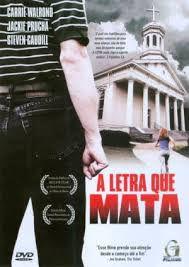 DVD A LETRA QUE MATA