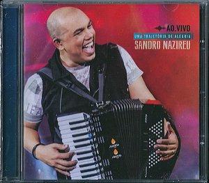 CD Uma trajetória de alegria-Sandro Nazireu