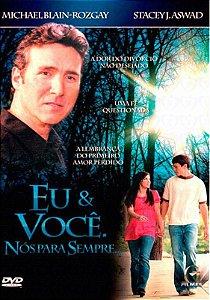DVD EU & VOCÊ, NÓS PARA SEMPRE