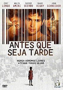 DVD ANTES QUE SEJA TARDE