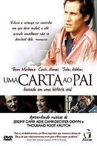 DVD UMA CARTA AO PAI