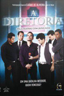 DVD PEÇA TEATRAL A DIRETORIA COM JEOVÁ NISSI
