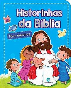Livro Historinhas da Bíblia para meninos