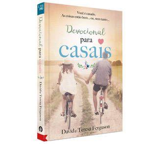Livro Devocional para casais-David e Teresa Ferguson