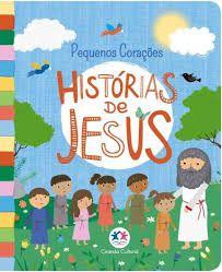 Histórias De Jesus - Ciranda Cultural