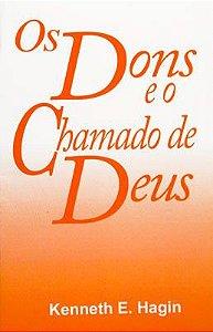 LIVRETO OS DONS E O CHAMADO DE DEUS