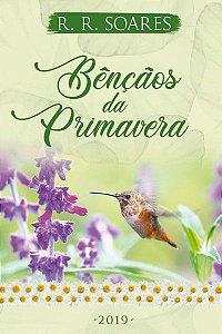 Livro Bênçãos da primavera-R.R.Soares