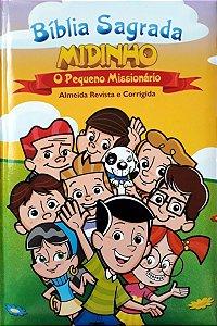 Bíblia Sagrada do Midinho - Almeida Revista Corrigida
