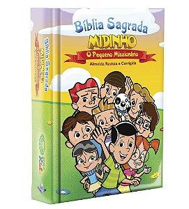 KIT Com 20 Bíblias Midinho