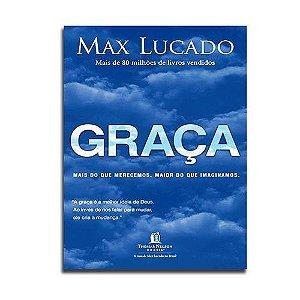 Livro Graça-Max Lucado