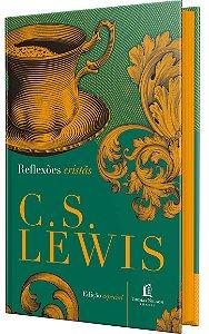 Livro Reflexões cristãs-C.S.Lewis