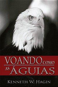 Livro Voando como águias