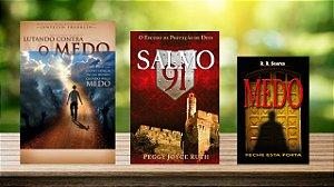 KIT VITÓRIA SOBRE O MAL  - 3 livros essenciais