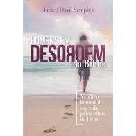 Livro Homens Em Desordem Da Bíblia - Tina & Dave Samples