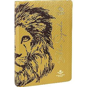 Bíblia Sagrada Leão Dourada