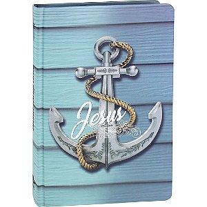 Bíblia Sagrada - Âncora Azul