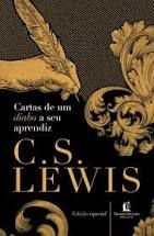 Livro Cartas de um diabo a seu aprendiz Capa dura - C.S Lewis