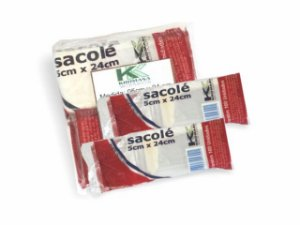 SACO SACOLE PLASTICO 5X24 || PCT C/1000