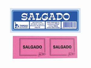 IMPRESSO FICHA DE BAR SALGADO 100 FLS R.1962-0 || PCT-C/10