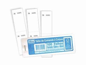 IMPRESSO COMANDO 2 CORPOS 100FLS R.15252-8 || PCT-C/20
