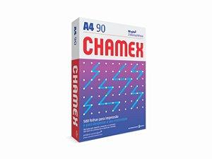 PAPEL CHAMEX A4 SUPER 90GRS 500FLS || PCT UNID