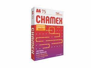 PAPEL CHAMEX A4 75GRS 500FLS || PCT UNID