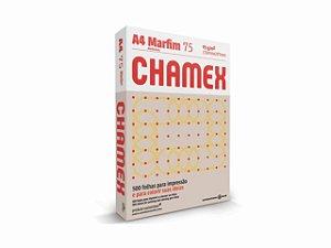 PAPEL CHAMEX A4 COLORS 75GRS 500FLS MARFIM || PCT UNID