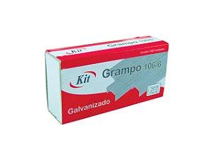 GRAMPO ROCAMA 106/6 GALVANIZADO || CAIXA C/3500