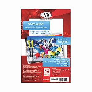PAPEL FOTO PAPER 260GR 10X15 R.LK-1006-20 || PCT C/20