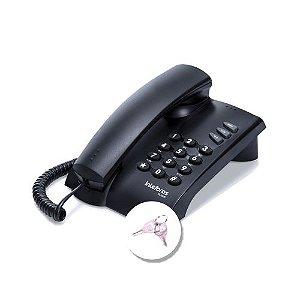 APARELHO TELEFONICO PLENO C/CHAVE GRAFITE || UNIDADE