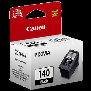 CARTUCHO CANON PG-140 PRETO || CAIXA UNID
