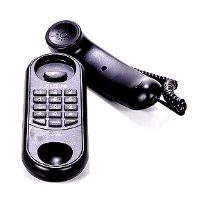 APARELHO TELEFONICO GONDOLA TCF1000 PRETO || CAIXA UNID