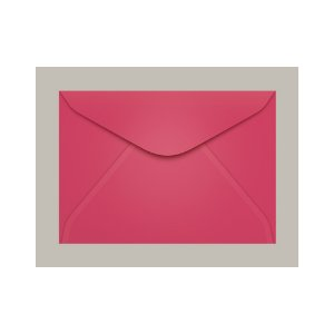 ENVELOPE COLOR PLUS 114X162 CCP430.15 ROSA CANCUN || PCT C/100